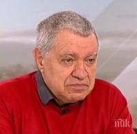 Проф. Михаил Константинов: Кратки са сроковете за транспортиране и инсталиране на машините за гласуване