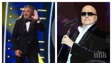 ПЪРВО В ПИК: Магърдич превзема ефира на мястото на Слави - клоуните Рачков и Зуека аут от новото му ток шоу