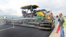 Бойко Борисов реже лентата на Асеновградско шосе