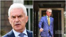 ГОРЕЩА ТЕМА: Волен Сидеров поиска оставката на Лозан Панов: Да си прави партия!