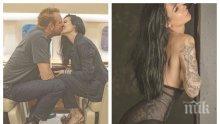ГОРЕЩО В ПИК TV: Властите в Каталуния на крак заради сватбата на Цеци Красимирова - топмоделът си взима за мъж мултимилионер на церемония за $ 1 млн.