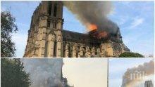 """Изгорелият покрив на """"Нотр Дам"""" замърсил силно района с олово"""