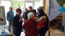 Лиляна Павлова в Кубрат: За 10 години в политиката съм доказала, че поема ли ангажимент, винаги го изпълнявам (СНИМКИ)