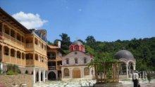 Невероятно! Богородица от Гигинския манастир сътвори ново чудо