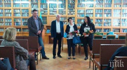 Лиляна Павлова в Разград: За разлика от БСП ние винаги сме близко до хората и знаем проблемите им