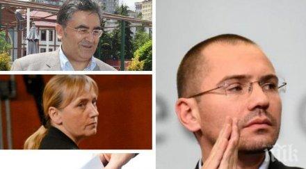 Ангел Джамбазки с остри думи пред ПИК за предизборната кампания на БСП: Срещу основният им кандидат има обвинения за пране на пари, а те тръгнали да търсят на другите сметка