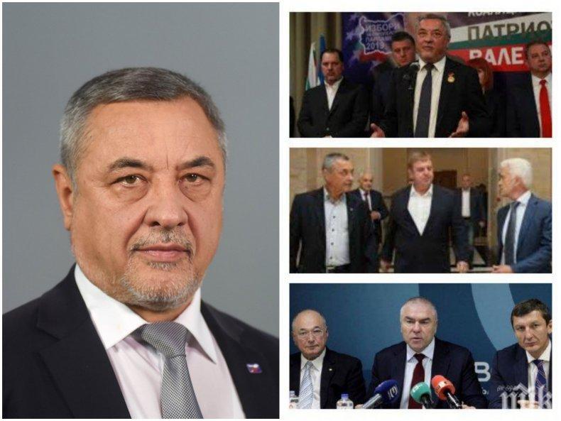 САМО В ПИК TV! Валери Симеонов с гореща прогноза за евровота: Би Ти Ви се провалиха в манипулациите си срещу мен (ОБНОВЕНА)