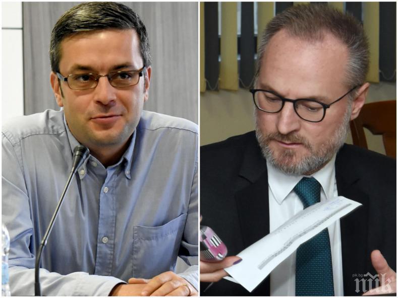 САМО В ПИК: Тома Биков попиля Лозан Панов: Ако иска да е политик, нека спре да бъде съдия! Съдиите говорят с актовете си, а не по срещи с близки на издирвани за тежки престъпления