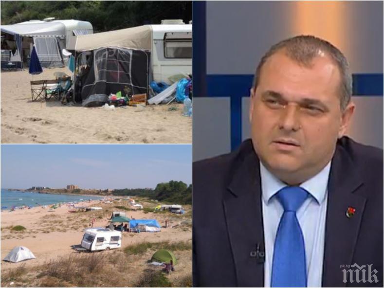 ЕКСКЛУЗИВНО В ПИК: ВМРО с гневен коментар срещу соросоидите: Не лъжете за Патриотите и дюните