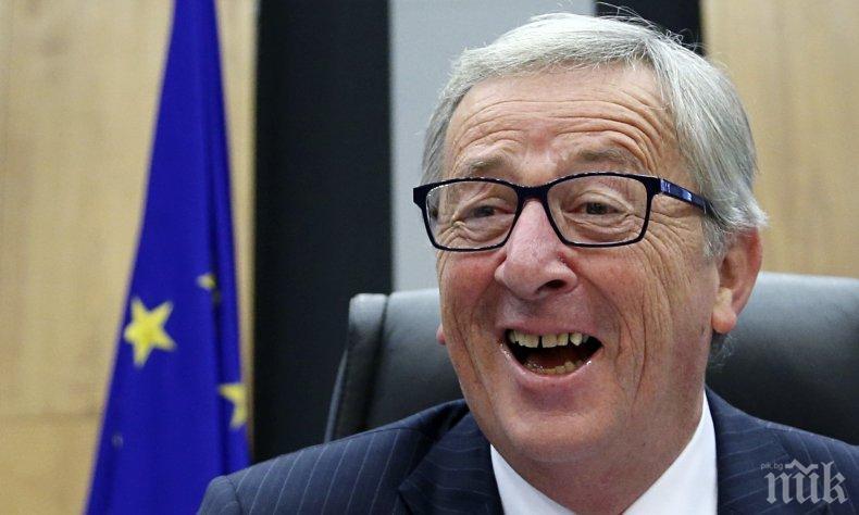 Юнкер разкри какви качества трябва да има новия шеф на ЕК