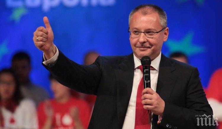 Левите премиери и Франс Тимерманс дадоха силно рамо на Станишев в кампанията за евроизборите