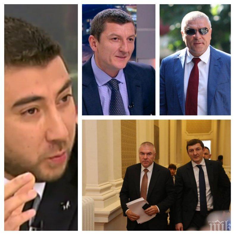 САМО В ПИК! Карлос Контрера: Марешки работи за Ердоган и БСП