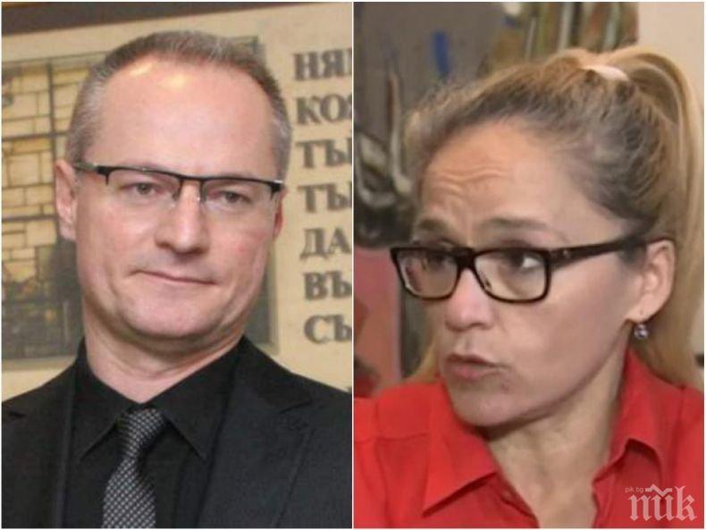 СКАНДАЛ: Лозан Панов клевети България пред Еврокомисията - защитава само Иванчева