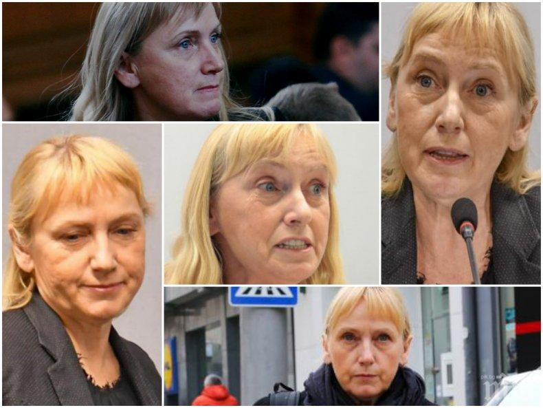 СЕНЗАЦИЯ В ПИК: Изтекоха опорките на Елена Йончева за дебата с Мария Габриел утре
