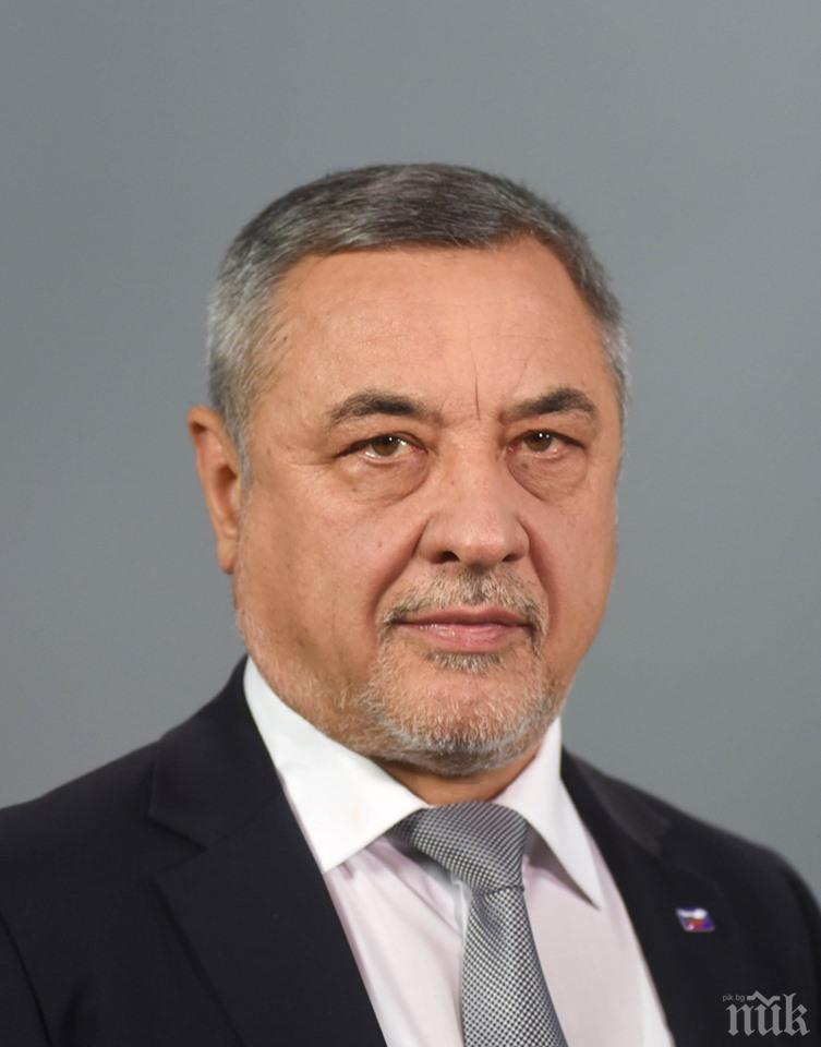 Валери Симеонов като евродепутат: Първо ще искам становище на ЕК за американските централи