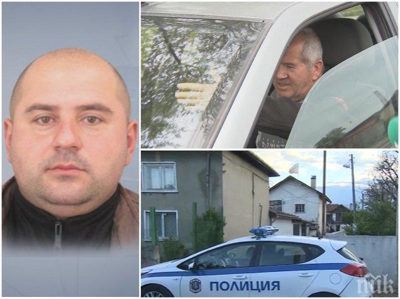 Бащата на издирвания за убийството в Костенец: Аз съм последният, когото ще потърси