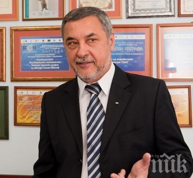 Валери Симеонов: Повече от 30 години българските общности в чужбина бяха изоставени от държавата