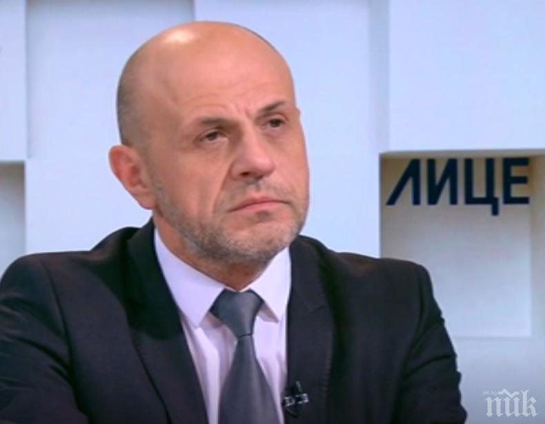 СТРАСТИ: Томислав Дончев разпуска с катерене (СНИМКА)