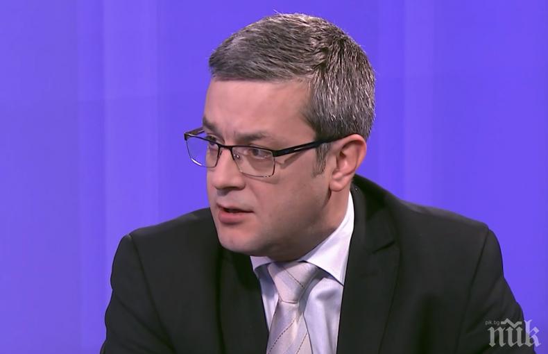 Тома Биков: ГЕРБ ще победи БСП на евроизборите с изненадваща разлика
