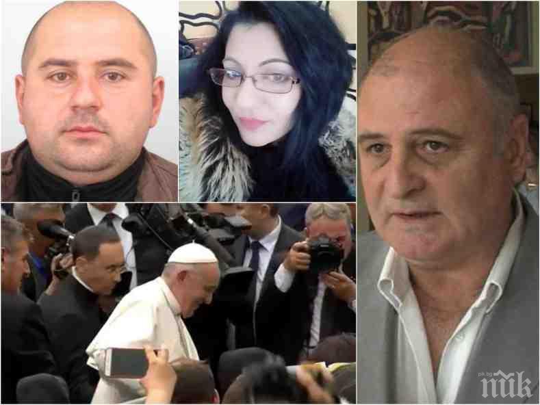 САМО В ПИК: Експертът по сигурността проф. Радулов в горещо интервю за медията ни - ще хване ли МВР убиеца от Костенец и как се справи с охраната на папата