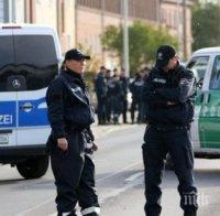 мистерия германската полиция разследва загадъчни убийства арбалет