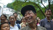 Суша и глад морят Северна Корея