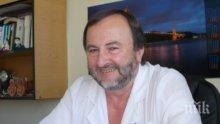 Психиатърът Андрей Стоянов: Стреляха по мен с боен пистолет, не с газов