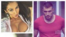 ОТ РЕВНОСТ: Скандална плеймейтка потроши апартамента на неверния си любовник - ето на какво е способна лъсналата в порно Анджелина Атанасова