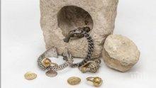 Уникално съкровище се връща в Преслав половин век след откриването му