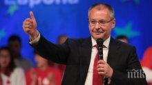 Станишев: Моята борба е за достойно място на България в ЕС