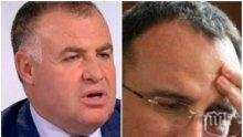 Мирослав Найденов за оставката на Порожанов: Тя беше неизбежна след поредицата от натрупване на напрежение