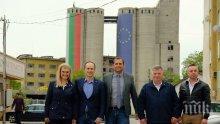 Андрей Ковачев: Община Костинброд е пример за привличане на преки инвестиции