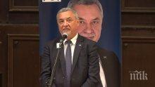 Валери Симеонов: НФСБ e гарантът за защита на българските национални интереси в Европейския парламент