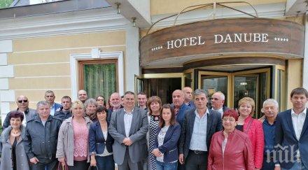 Емил Радев в Силистра: Около 60% от промените в законодателството ни са свързани с европейски норми (СНИМКИ)