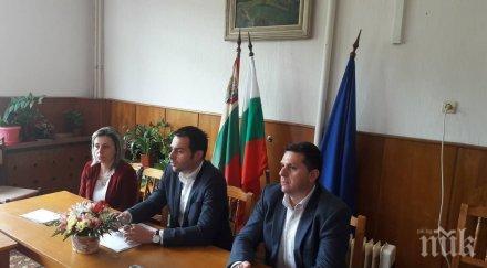Кандидатът за евродепутатът Марин Захариев: За България няма по-добра алтернатива от ЕС