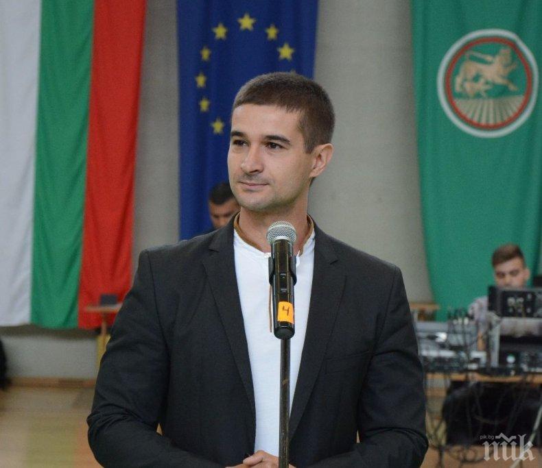 Николай Диков, кандидат за евродепутат: Благодаря на преподавателите си за най-важния урок – да уча и да бъда подготвен за утрешния ден