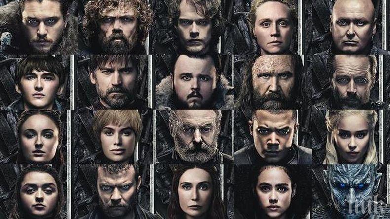 """СВЕТОВЕН БУНТ: Маниаците на """"Игра на тронове"""" подеха петиция за презаснемане на сезон 8"""