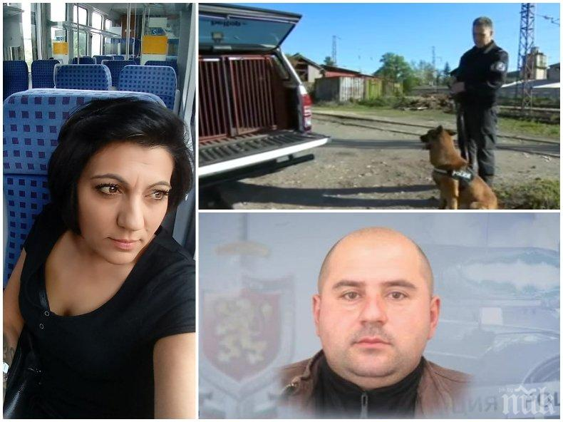 НОВА СЛЕДА: Барети и полицаи претърсват Пернишко след сигнал за убиеца от Костенец