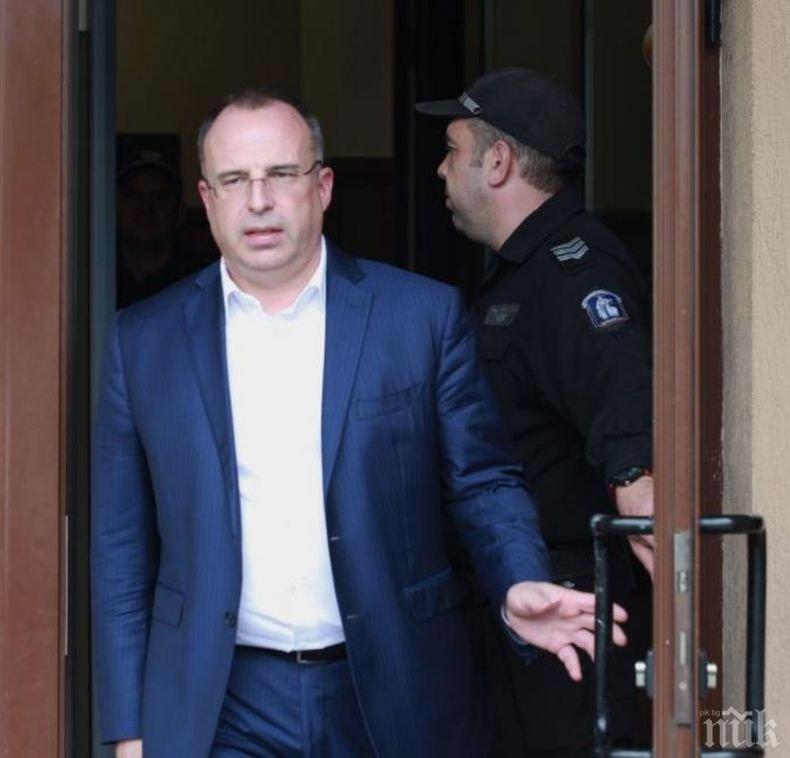 ПЪРВО В ПИК! Порожанов с тежки думи на прощаване след оставката