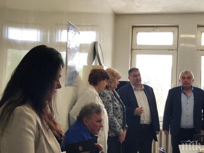 Емил Радев: Постигнахме пълен обрат в позицията на евроинституциите за двойните стандарти при храните