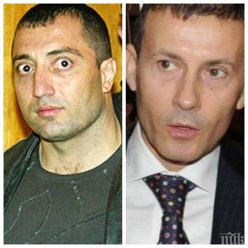НОВИТЕ СЪСЕДИ: Митьо Очите и Миню Стайков легло до легло в лечебницата към затвора