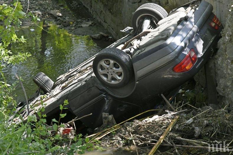 ПОРЕДНА ЖЕРТВА: Човек загина при катастрофа в Ловешко
