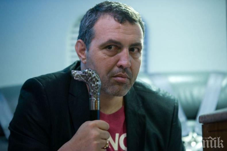 Тополовград прави Христо Мутафчиев почетен гражданин - няма да повярвате с какво общинарите спечелили актьора...