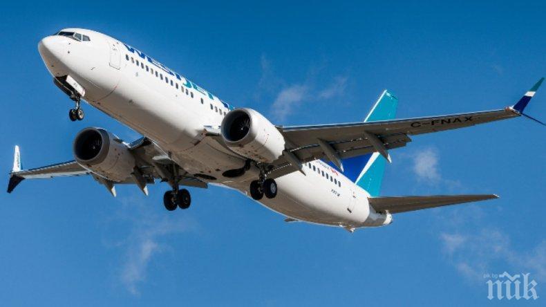 """""""Боинг"""" е завършил софтуерното подобрение за самолетите си 737 Макс"""