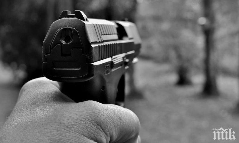 Съдят кюстендилка, заплашила да застреля комшийка с кучето и внучето