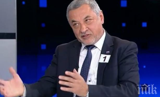Валери Симеонов: Ще се изправя срещу лобитата в Европа така, както се изправих срещу хазартния бизнес у нас