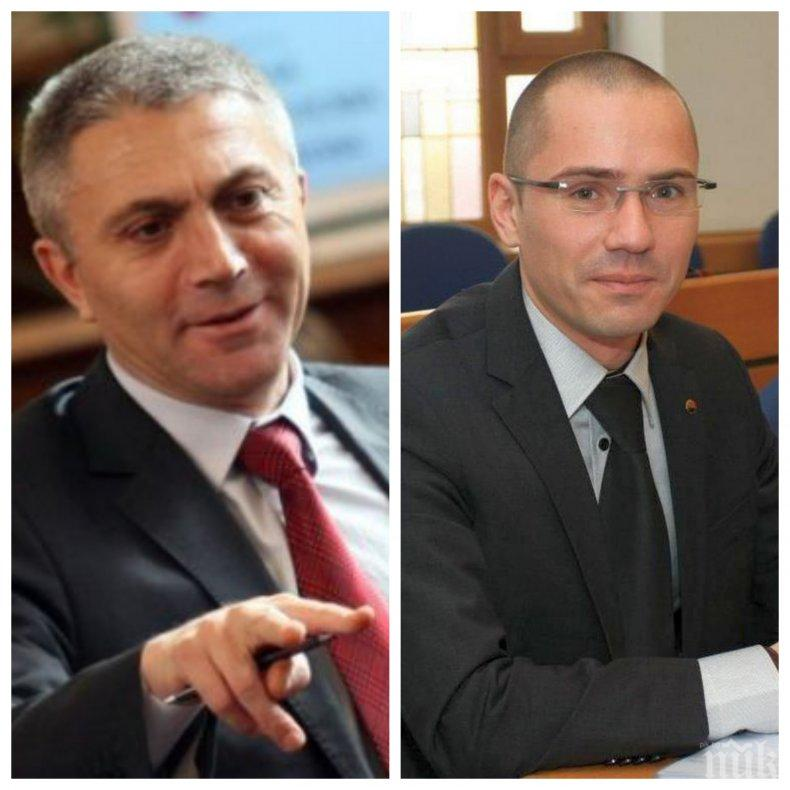 ГОРЕЩА ТЕМА! Джамбазки изля гнева си срещу Карадайъ за турския език. Водачът на ВМРО за Брюксел пита ДПС: Имате училища в България ли?