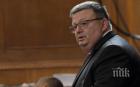 ПЪРВО В ПИК: Цацаров подписа меморандум за разбирателство между българската прокуратура и Европейската инвестиционна банка