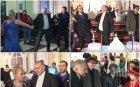 САМО В ПИК: Депутат на Корнелия Нинова лъсна на циганско кръщене сред чалга и маанета - държи предизборна реч и събира гласове с кандидат кмет на БСП (ВИДЕО/СНИМКИ)
