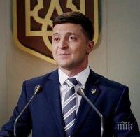 Зеленски взе главата на военния си министър и разпусна Върховната рада